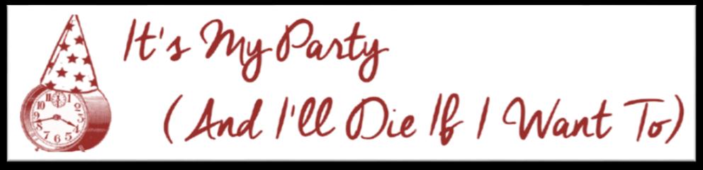 It's My Party Logo